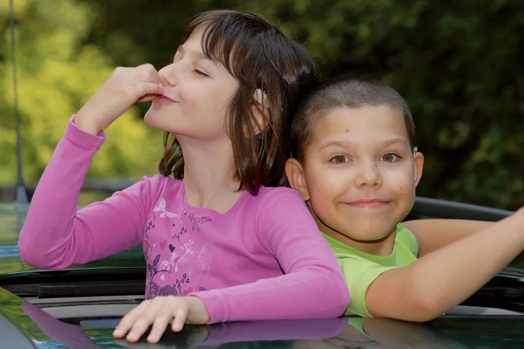 蜗问我答Q26孩子3岁半,分期双侧,第二侧开机5天,家长在家怎么教?